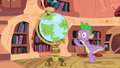 Spike likes what he sees S2E10.png