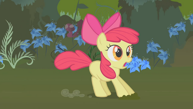 File:Apple Bloom stops upon hearing Applejack S1E09.png