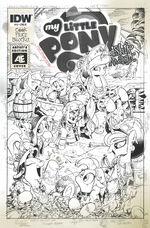 Comic issue 13 cover RI