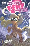 MLP Issue 8 Jetpack cover