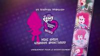 Pinkie Pie's Slumber Party - Pinkie Pie intro (French) EGM1