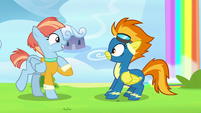 "Windy Whistles ""I have goggles, too"" S7E7"