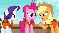"""Applejack """"I just wanted to give you two"""" S6E22"""