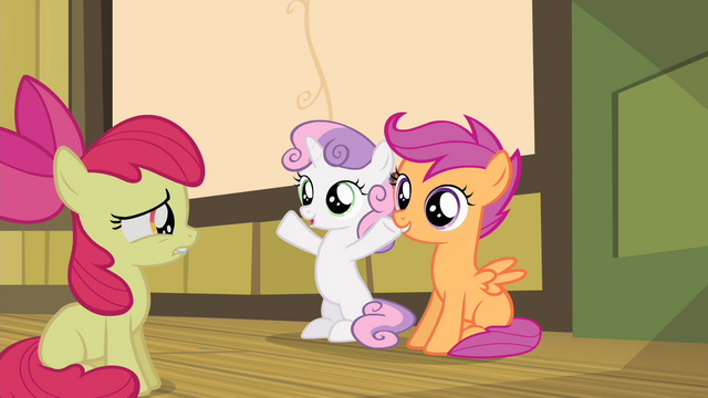 File:Sweetie Belle with her hooves in the air S4E17.png