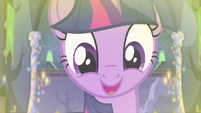 "Twilight Sparkle ""it's just Auntie Twily!"" S7E3"