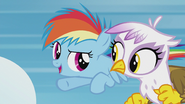 """Young Rainbow """"let's show these guys how it's done!"""" S5E8"""