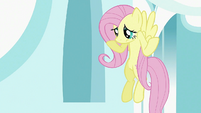 Fluttershy doesn't find Rainbow Dash S2E02