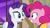 "Pinkie ""we both didn't know what we were talking about!"" S6E12"