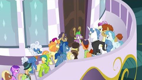 ToskiHero and EHAN ramble about Princess Spike