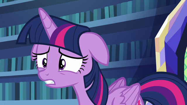 "File:Twilight Sparkle ""but I am disappointed"" S6E21.png"