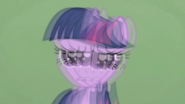 File:Twilight in Applejack's blurry vision S1E04.png