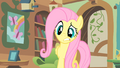 Fluttershy looks at Philomena S1E22.png