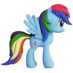 Funko Rainbow Dash regular vinyl figurine