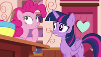 "Pinkie ""the only thing I might've gotten wrong"" S6E22"