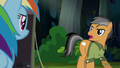 """Quibble """"hunt treasure out here all day long"""" S6E13.png"""