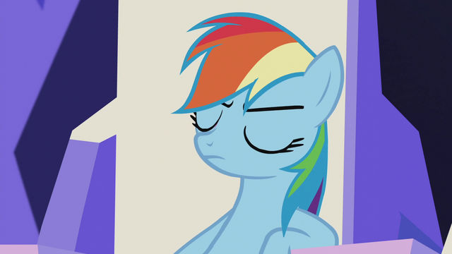 """File:Rainbow """"Mm-hmm"""" S5E8.png"""