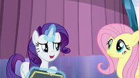"Rarity ""to the untrained eye"" S6E1"