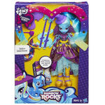 Trixie Equestria Girls Rainbow Rocks doll packaging
