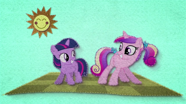 File:Young Twilight and Cadance do a little shake BFHHS1.png