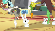 """Discord and Angel """"I'm playing your owner for a fool"""" S03E10"""