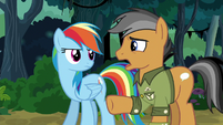 "Quibble ""before we get in another fight"" S6E13"