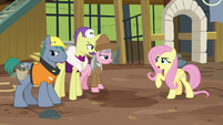 "Fluttershy ""I told you all exactly what I wanted"" S7E5"