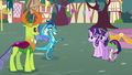 Princess Ember puzzled by pony friendship S7E15.png