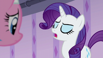 "Rarity ""you obviously need an outside eye"" S6E10"