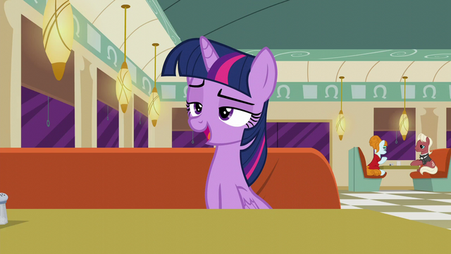 """File:Twilight Sparkle """"organized by style"""" S6E9.png"""