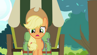 "Applejack ""to put on her list"" S4E17"