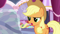 "Applejack ""who cares if it's stitched perfectly?"" S7E9.png"