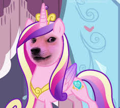 File:FANMADE Doge pony.jpg