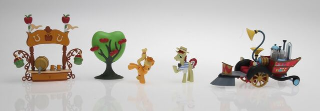 File:FiM Collection - Sweet Apple Cider Stand and Super Speedy Cider Squeezy 6000.jpg
