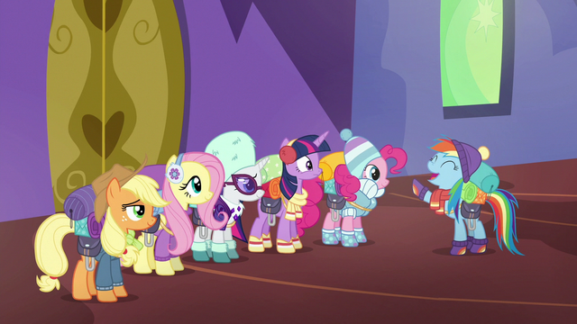 "File:Rainbow Dash ""I totally want in!"" S6E17.png"