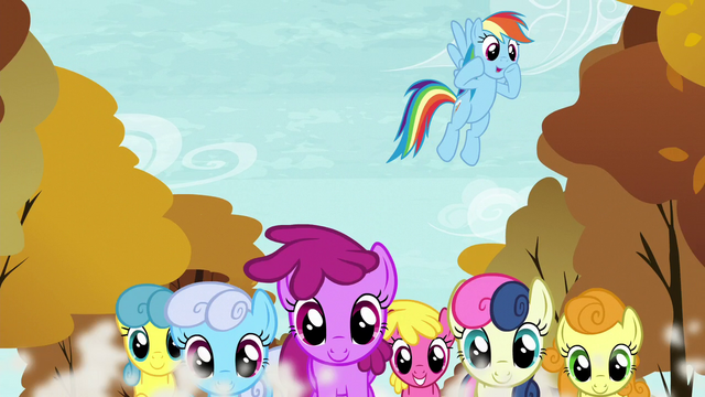 "File:Rainbow Dash ""You're doing awesome"" S05E05.png"
