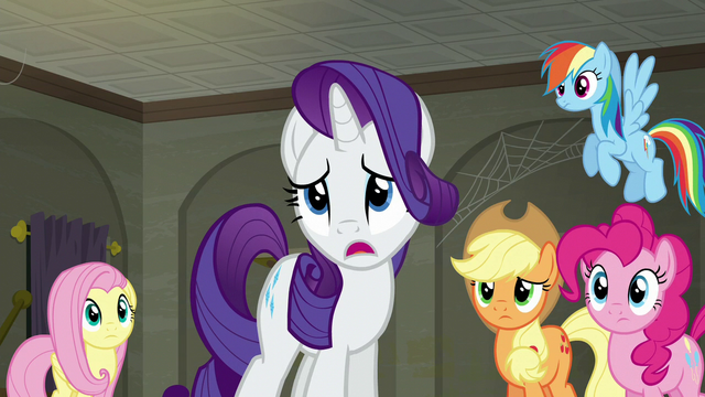 "File:Rarity ""I don't even have a single employee"" S6E9.png"