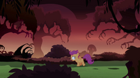 Scootaloo running S3E06