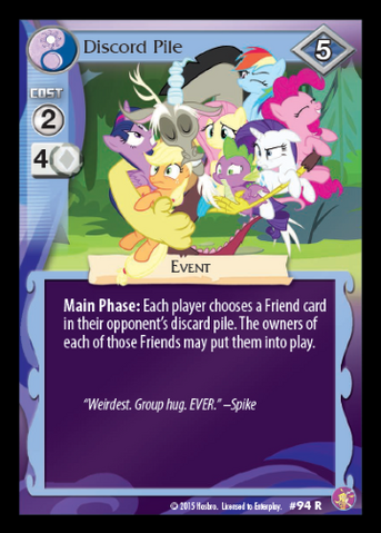 File:Discord Pile card MLP CCG.png