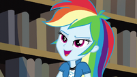 "Rainbow Dash ""you'll find out"" EG3"