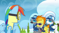 Rainbow looks at Spitfire S3E07