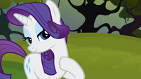 "Rarity ""ready to play our parts"" S03E09"