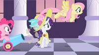 Rarity not good!! S2E9