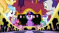 Twilight Sparkle Magic kindergarten S2E3
