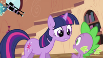 "Twilight Sparkle ""She's my teacher"" S2E03"