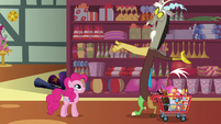 """Discord """"that's why you're the party expert"""" S7E12"""