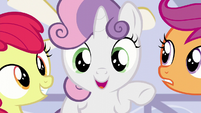 "Sweetie Belle ""And it's totally normal to feel confused"" S6E4"