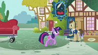 Twilight and Davenport S03E13