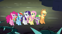 All but Twilight 'ready' S4E02