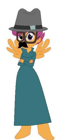 File:FANMADE Scootaloo Human Disguise.jpg