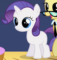 Filly Rarity S01E23
